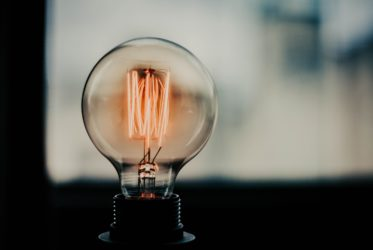 Picture of a lightbulb